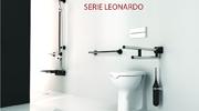 behindertenbadezimmer der Serie Leonardo