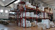 Warehouse goman