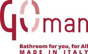 Logo Behindertenbadezimmer Goman