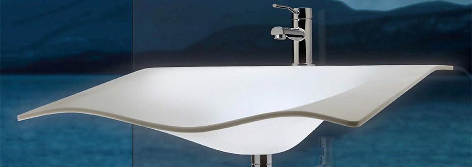 Universal Waschbecken Flight